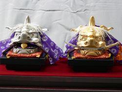 銀製 獅子頭 置物(当社オリジナル製品)