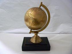 アンチモニー製 地球儀
