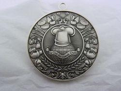 真鍮製 記念メタル