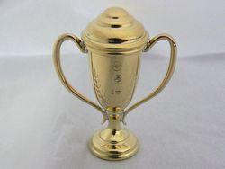 真鍮製 小型トロフィー